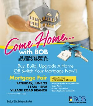 Mortgage Fair- Bank of The Bahamas - My Deals Today Bahamas