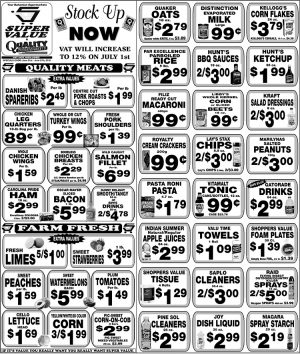 Super Value and Quality Supermarkets - My Deals Today Bahamas