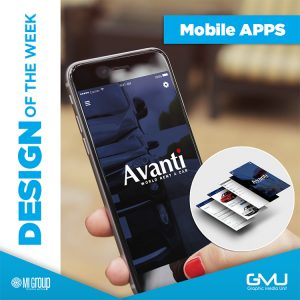Mobile Apps Designs - Graphic Media Unit - My Deals Today Bahamas