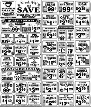 Grocery Deals are Available at Super Value - My Deals Today Bahamas