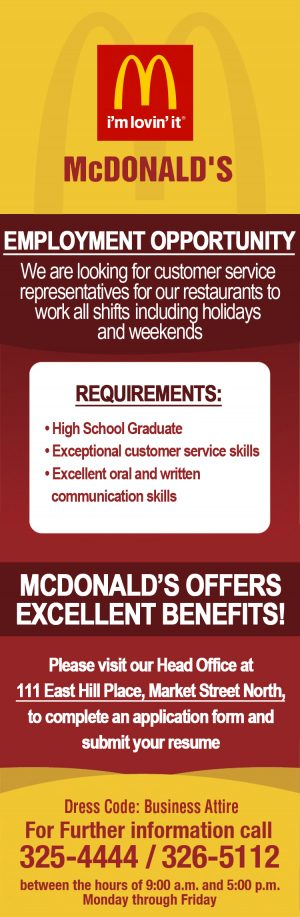 mcdonald Archives • My Deals Today Bahamas on job applications online, job search, agreement form, job advertisement, cv form, job openings, contact form, job letter, job vacancy, employee benefits form, cover letter form, job resume, job applications you can print, job payment receipt, job opportunity, job requirements,