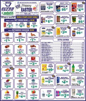 Happy Easter Savings